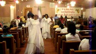 Something Happens by Preashea Hilliard - PCC Todah Praise Dance Ministry