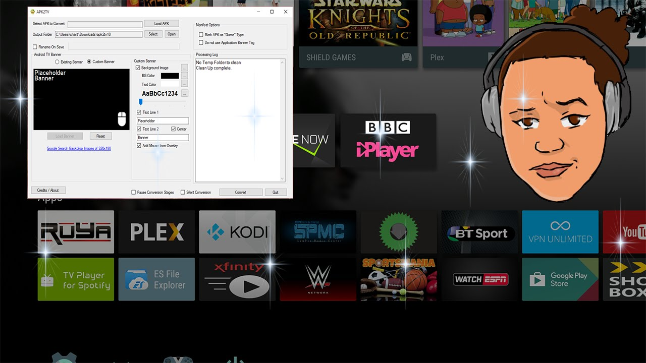 How to Make ANY Android app Compatible With The Nvidia Shield TV (Appear On  Homescreen)