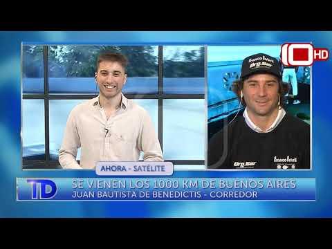 Se vienen los 1000 KM de Buenos Aires: Nota con Juan Bautista De Benedictis, corredor