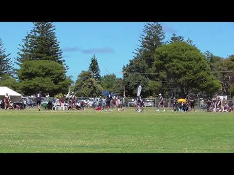 VIC 15s vs QLD - Video 2/18 - Pan Pacific Games 2017