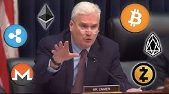 The United States of America 🇺🇸 PUMPING Cryptocurrency at Congressional Hearing!!!