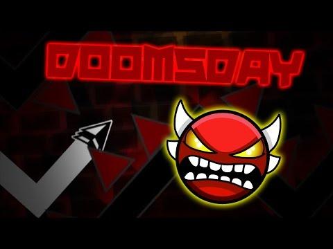 (Insane Demon) DoomsDay by ElectricBass   Geometry Dash 2.1