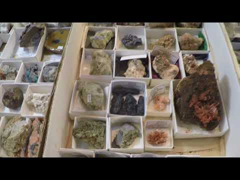 Ottawa Gem and Mineral Show 2017 - Quick Overview
