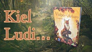Kiel ludi… Fox in the Forest