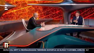 Stop Soros törvénycsomagot készített a kormány - Kovács Zoltán - ECHO TV