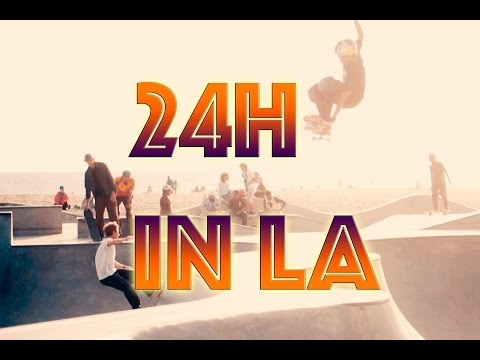 24 hours in LA - West Coast Road Trip | PART 1