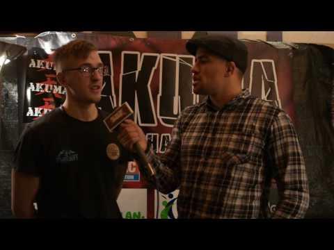 Interview with Marcin Zembala after Akuma FC 9