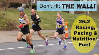 HOW TO NOT BONK DURING A MARATHON! | SAGE RUNNING TRAINING ADVICE