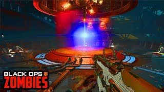 FULL CLASSIFIED EASTER EGG RUN + ROUND 150 CUTSCENE (EZ MODE) - (Black Ops 4 Zombies Classified)