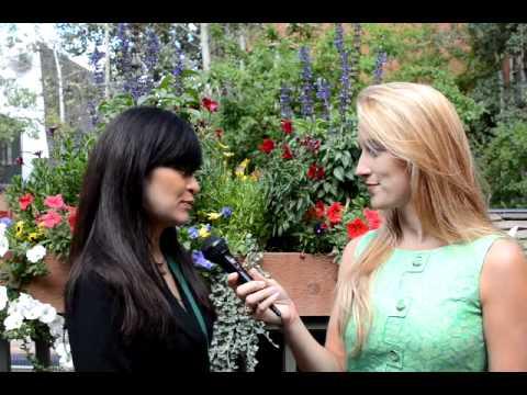 Ginna interviews Leilani Munter - Race Car Driver & Environmentalist