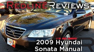 Hyundai Sonata 2009 Videos