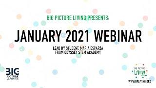 BPLiving Wellness Webinar lead by Odyssey STEM Academy