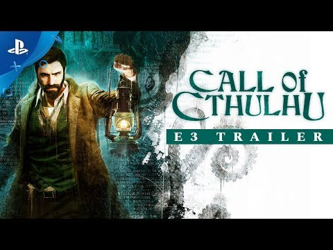 Call of Cthulhu – E3 2018 Trailer | PS4