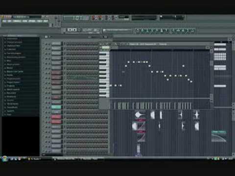 Fl Studio Techno Remake of Scarf - Club inferno by Dj X-eF