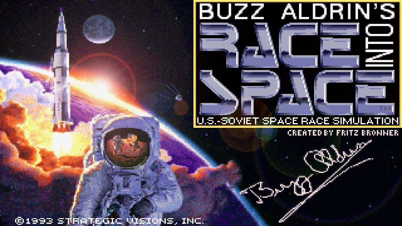Buzz Aldrin's Race Into Space