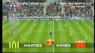 FC Nantes - Nîmes 1998-99 CDF