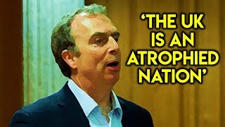 Peter Hitchens: The UK is an Atrophied Nation