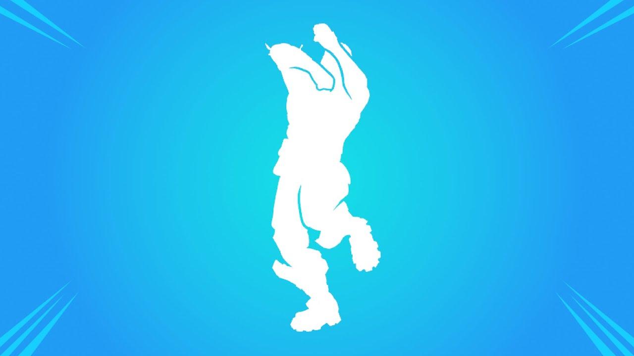 Fortnite Rollie Dance Emote (TikTok Dance)