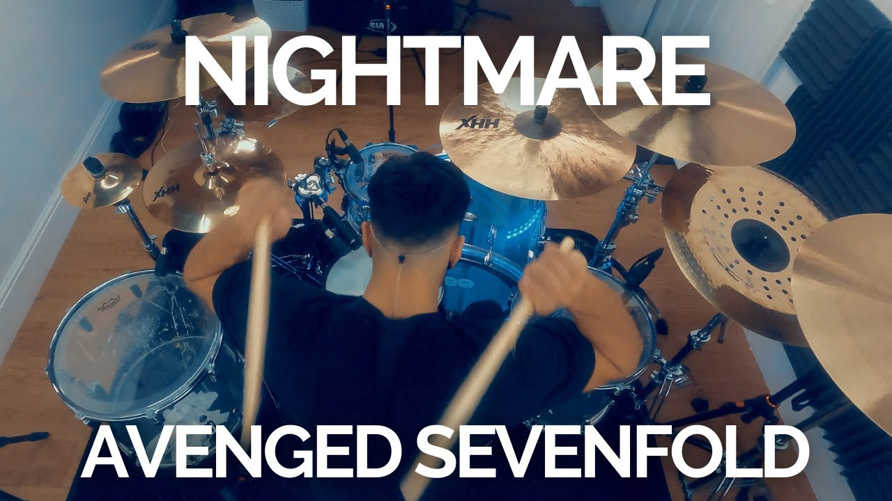 Download Nightmare - Avenged Sevenfold - Drum Cover