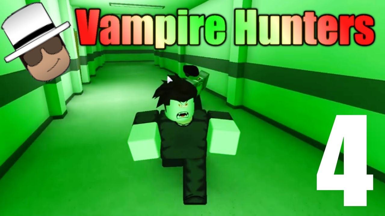 Roblox Vampire Hunters 2 Lets Play Ep 4 New Updates Youtube