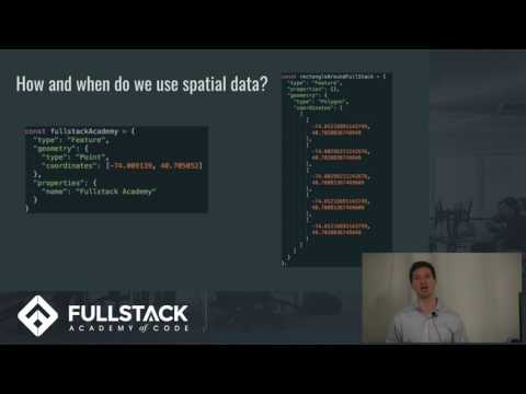 What is Spatial Data - An Introduction to Spatial Data and its Applications