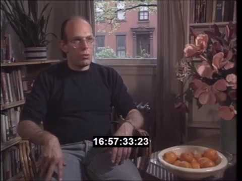 Bill Finger's son Fred on THE LATE SHOW (BBC), 6/15/89