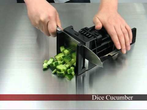 CS12 Easy Food Dicer From Cosso  YouTube