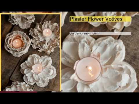 Top 10 Simple, Yet Festive DIY Candle Holders