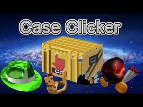 CASE CLICKER FREE HAT CODE ROBLOX! [READ DESC] - YouTube