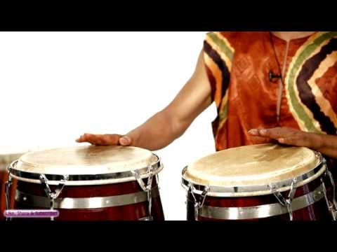 HD African Music   African Conga Drums   Traditional African Drum Music