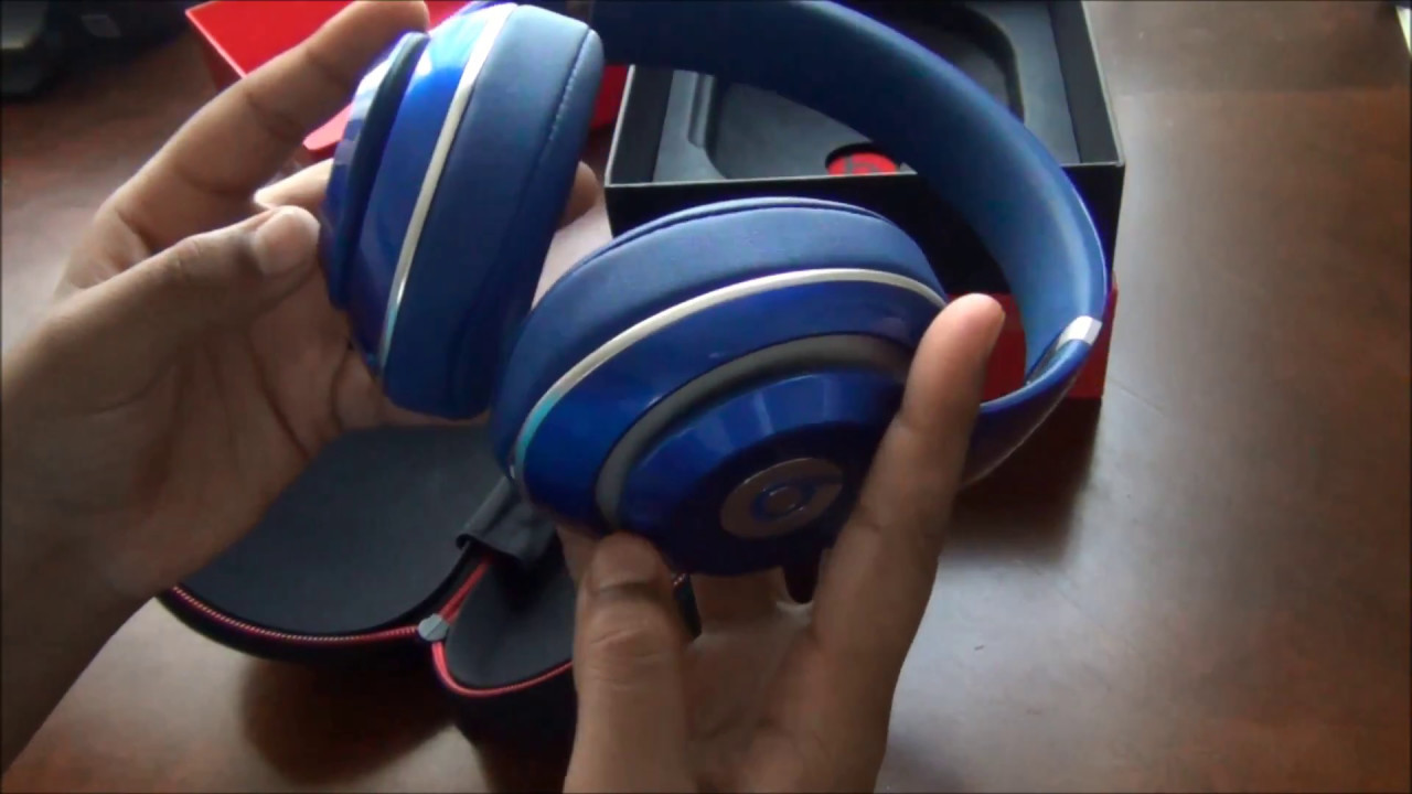 b7ce871cb04 Refurbished Beats by Dr. Dre Studio 2.0 Over-Ear Headphones- Unboxing