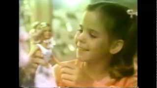 Darci Cover Girl Doll Commercial circa 1980