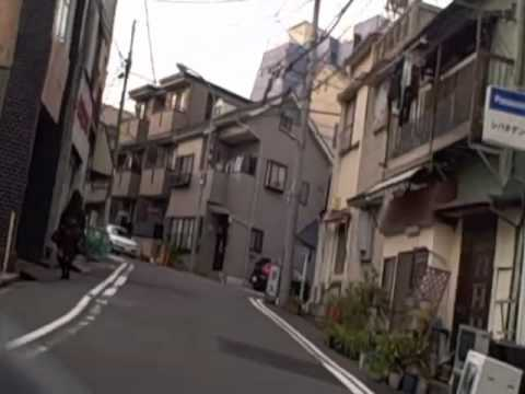 A Short Drive In The Small Streets Of Our Neighborhood