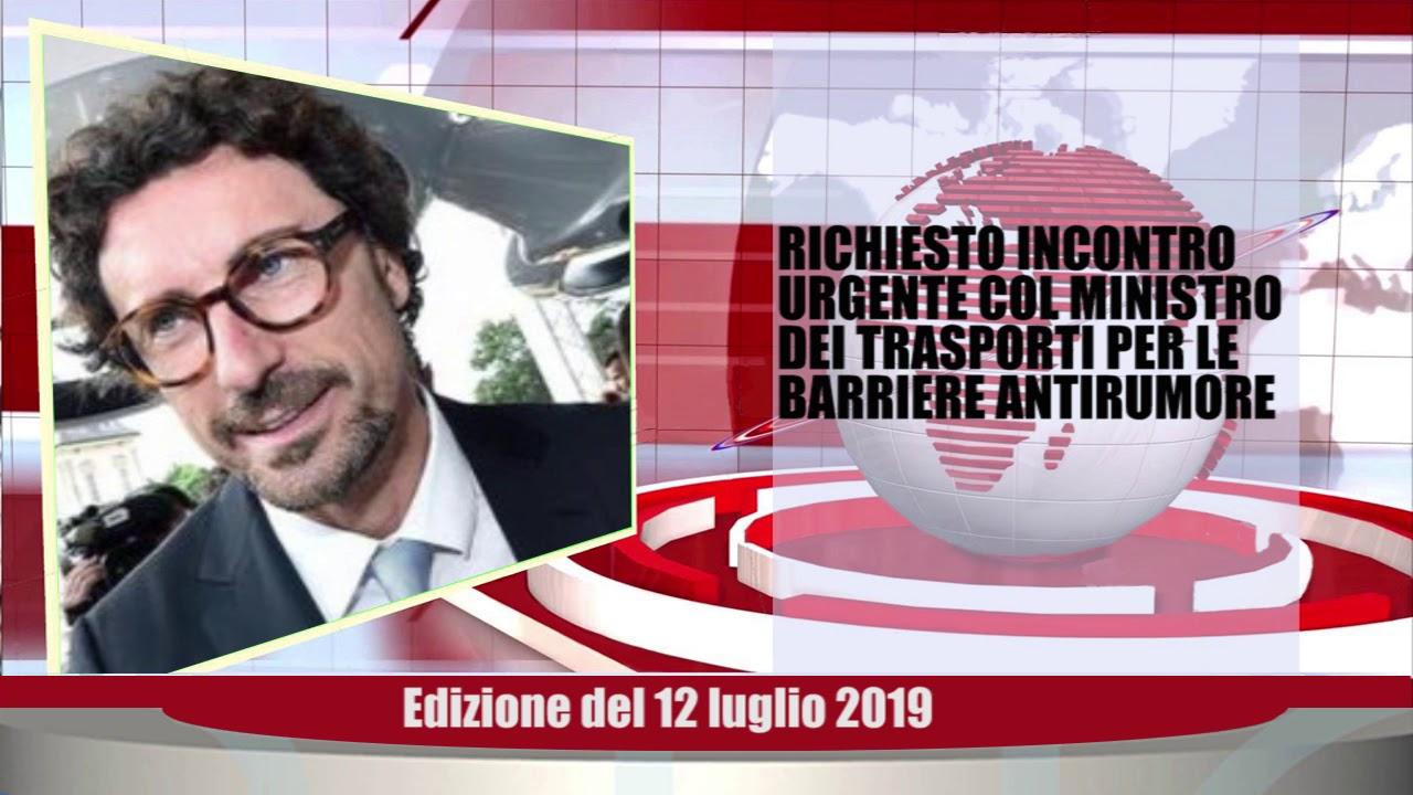 Velluto Senigallia Tg Web del 12 07 2019