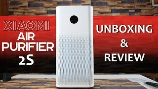 Mi Air Purifier 2S Unboxing & First Look | Sachme Kaam Lena Chahiye?