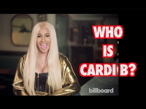 CARDI B BILLBOARD INTERVIEW 2017 (FULL INTERVIEW)