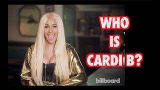 CARDI B BILLBOARD INTERVIEW 2017 (FULL INTERVIEW)