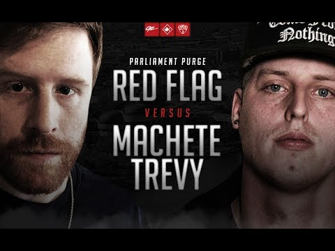 KOTD - Red Flag Vs Machete Trevy | #PP