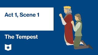 The Tempest by William Shakespeare | Act 1, Scene 1