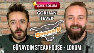 Günaydın Steakhouse / Gökhan Tevek konuk - Lokum, Ispanak, Patates Püresi ve Ejderya Fiyat - 1 Bölüm