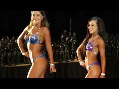 UKBFF East Of England Championships 18/09/2016 Bikini Fitness Body Fitness Women's