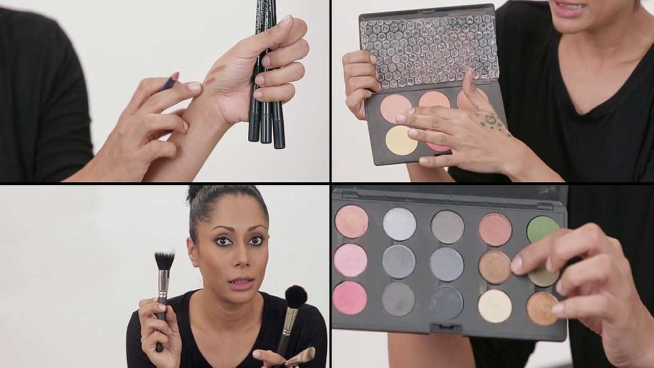 What To Buy Wedding Makeup Kit Essentials Youtube