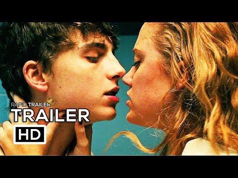 HOT SUMMER NIGHTS Official Trailer (2018) Timothée Chalamet, Maika Monroe Movie HD