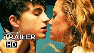 HOT SUMMER NIGHTS Official Trailer (2018) Timothée Chalamet, Maika Monroe Movie HD