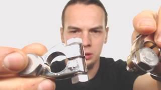 Аккумуляторные клеммы Osculati