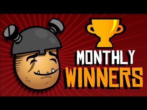 Monthly Winner Month #4