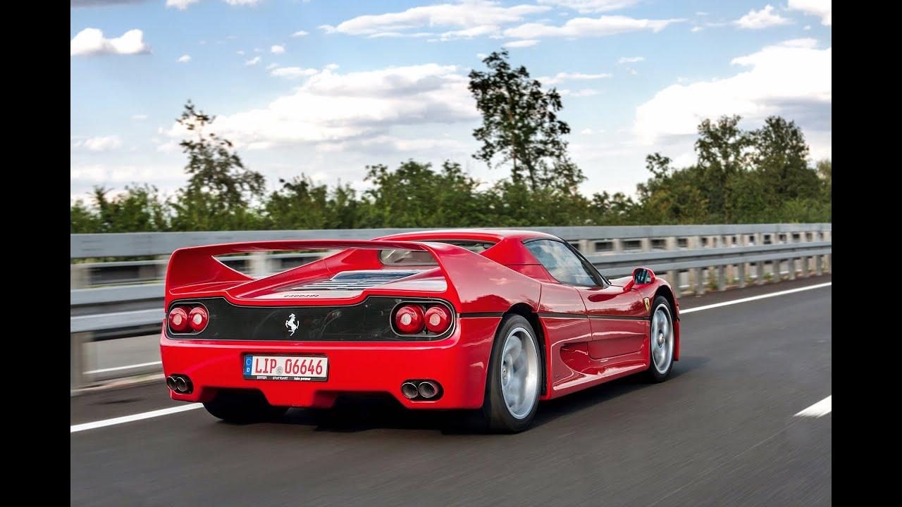 Permalink to Ferrari F50