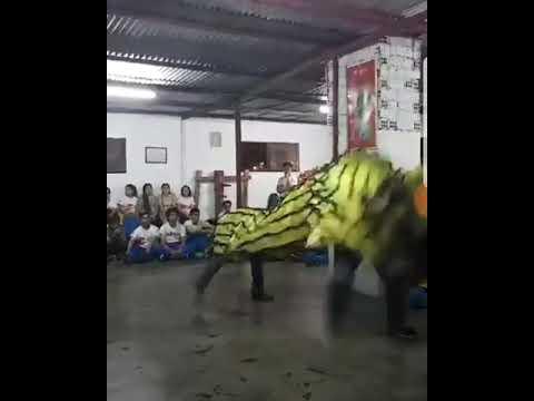 Chung Shan - Training chinese new year