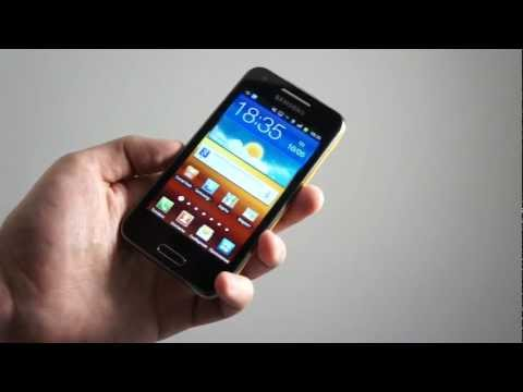 Внешний вид Samsung Galaxy Beam