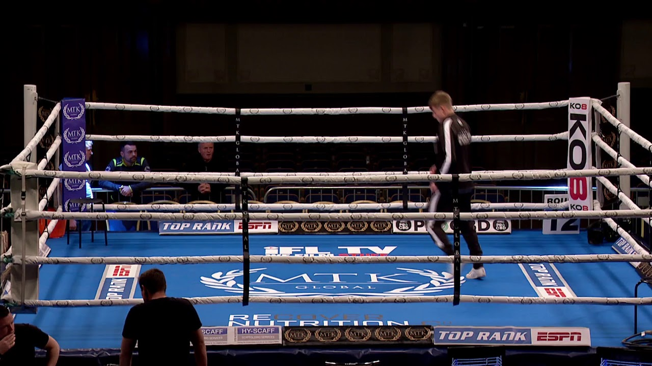 MTK GLOBAL PRESENTS     'NEW BEGINNINGS' - LIVE PROFESSIONAL BOXING FROM  CARDIFF